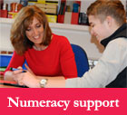 Numeracy support